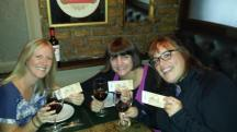 Tourist wine and rugby tickets!