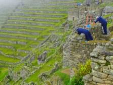 Modern day Incas