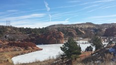 Colorado Spring hike with K.T. and Natalie - such a good weekend!