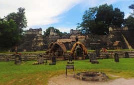 Still a very important religious site for Mayans who come here to worship on holy days.