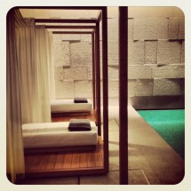 Pool Bulgari Hotel London Wallace Travel