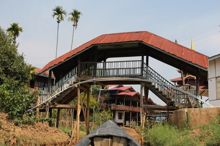 Inle Lake boat tour