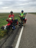 """Travis, Fiona & Patch - """"School of the Road"""""""