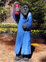 legend of bigfoot garberville california road trip us usa america travel
