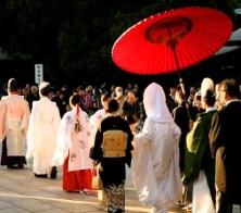 Tokyo - Meiji Shrine Wedding