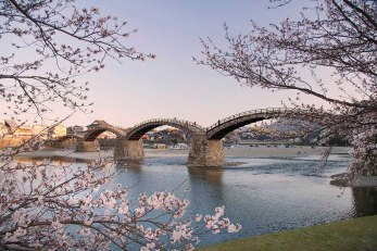 Kintai Bridge, Iwakuni