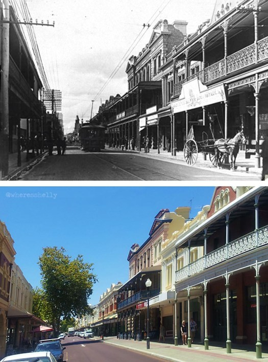before after - high st