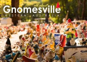 All About Gnomesville - the little gnome town in the WA bush