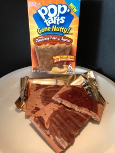 Gone Nutty! Pop Tarts