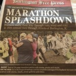 Burlington Free Press coverage of Vermont City Marathon 2013