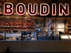Boudin Bakery Fisherman's Wharf San Francisco