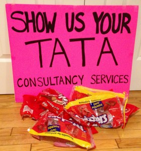 Show us your Tata Consultancy Services