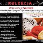 Winkolacja serowa @ Winkolekcja