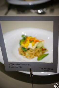 The Westin Warsaw | Jedz dobrze