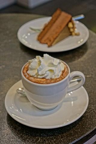 Miodowa Cafe Gorąca Czekolada