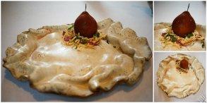 Atelier Amaro | Dessert: GRUSZKA/ LAWENDA/ CYKORIA