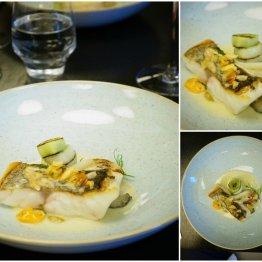 Le Victoria Brasserie Moderne | Okoń morski, palony por, mięso muli, ostryga