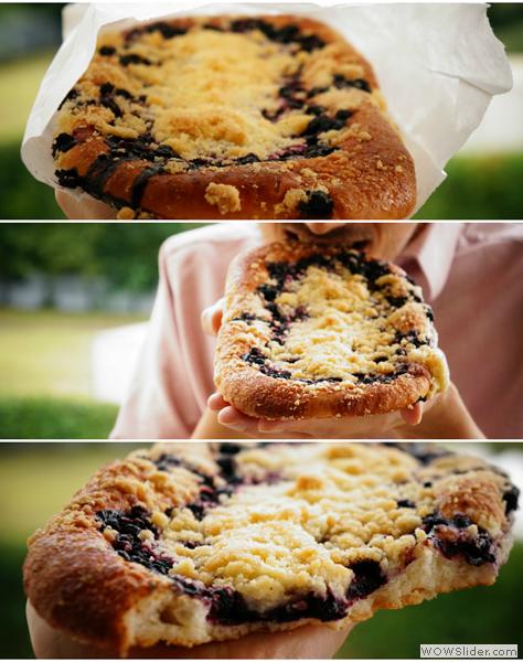Jagodzianka gigant   Petit Appétit