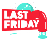 Logo of Last Friday foodtruck festival