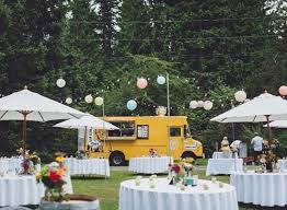 food truck catering at your wedding celebration rehearsal party