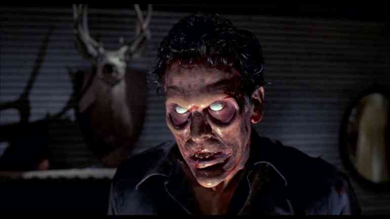 Image result for evil dead 2 1987