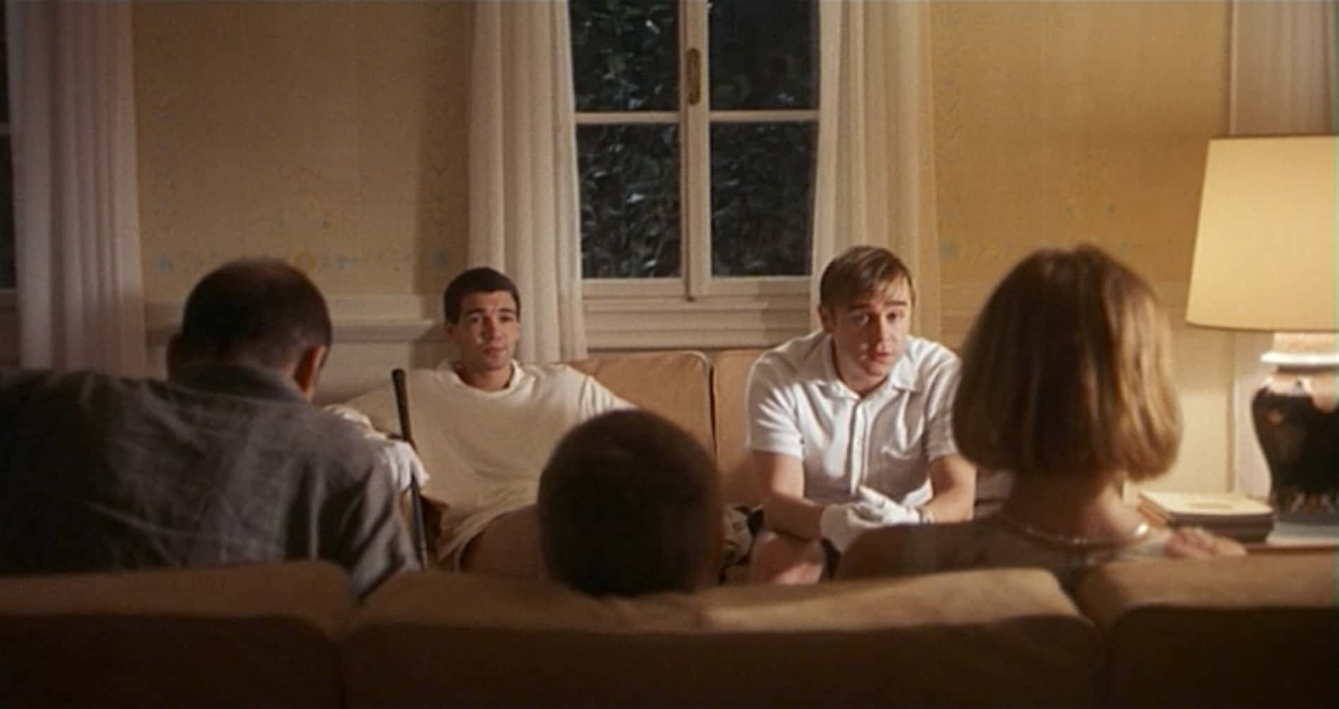 Jump Scares in Funny Games 1997  Wheres The Jump