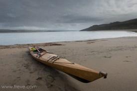 Boat on the beach. Avila Beach.