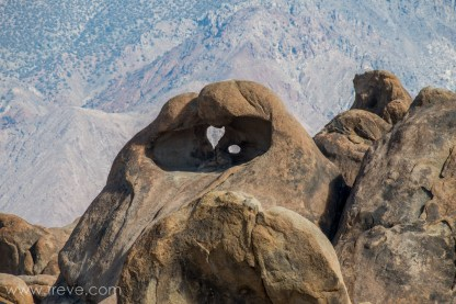 Heart Arch. Alabama Hills