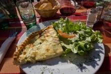 7 euro lunch - tasty!