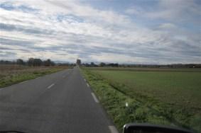Heading to Lannemezan