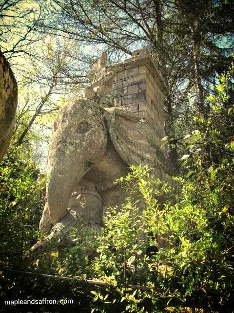 Maple&Saffron Abruzzo tours monster park13
