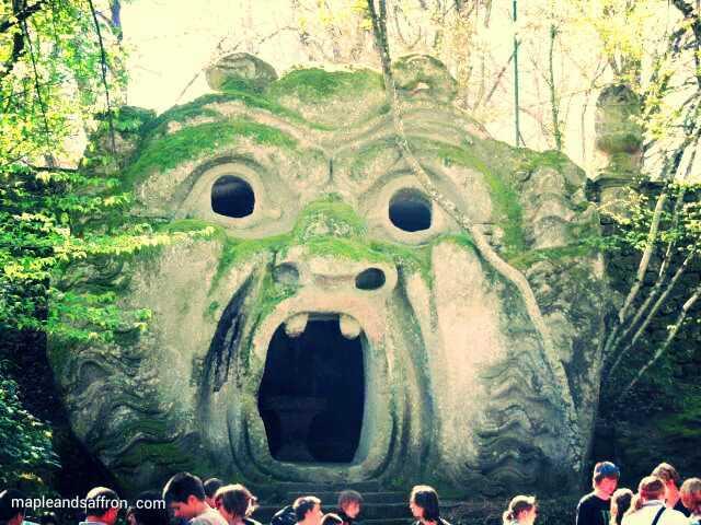Maple&Saffron Abruzzo tours monster park15