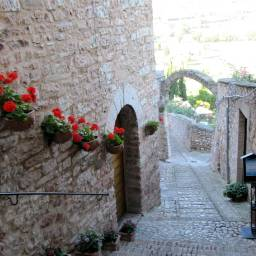Spello - hidden landscapes