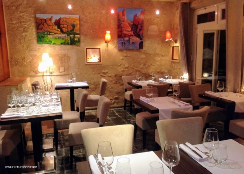 Moustiers - where the foodies go 10