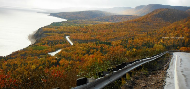 CABOT TRAIL20 - where the foodies go