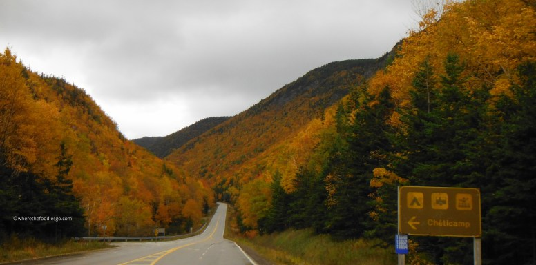 CABOT TRAIL9 - where the foodies go