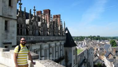 Amboise castle - where the foodies go40