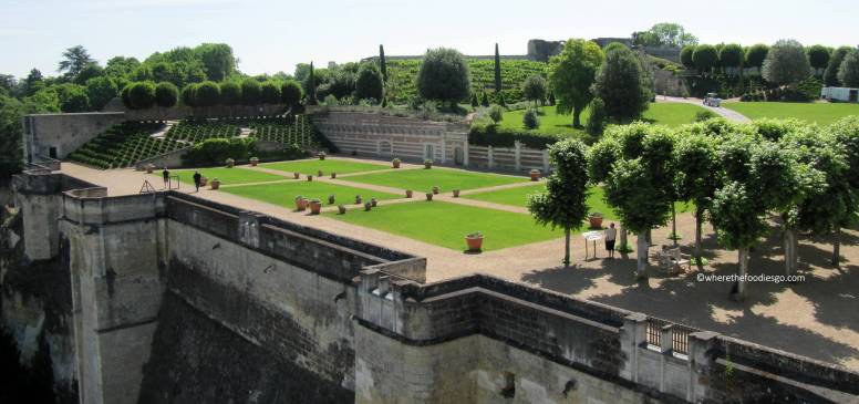 Amboise castle - where the foodies go44