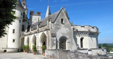 Amboise castle - where the foodies go49