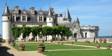 Amboise castle - where the foodies go53