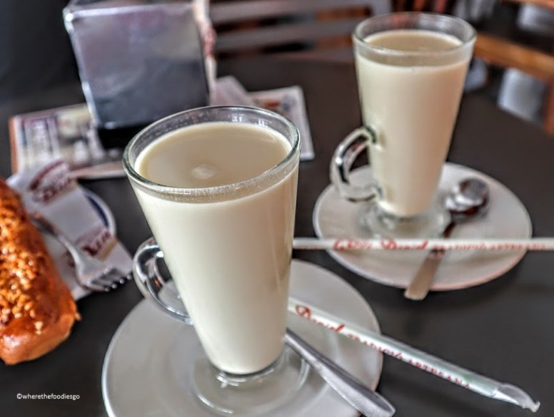 Orchata - where the foodies go 1