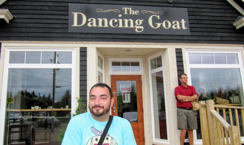 The Dancing Goat, Cabot Trail - Canada