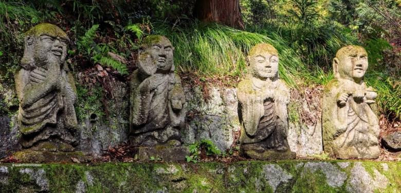 Otagi Nenbutsu-ji, Kyoto