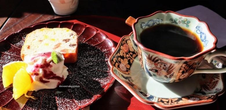 Nomi tea house, Kitsuki