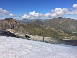 Summer skiing at Hintertux, August 2016