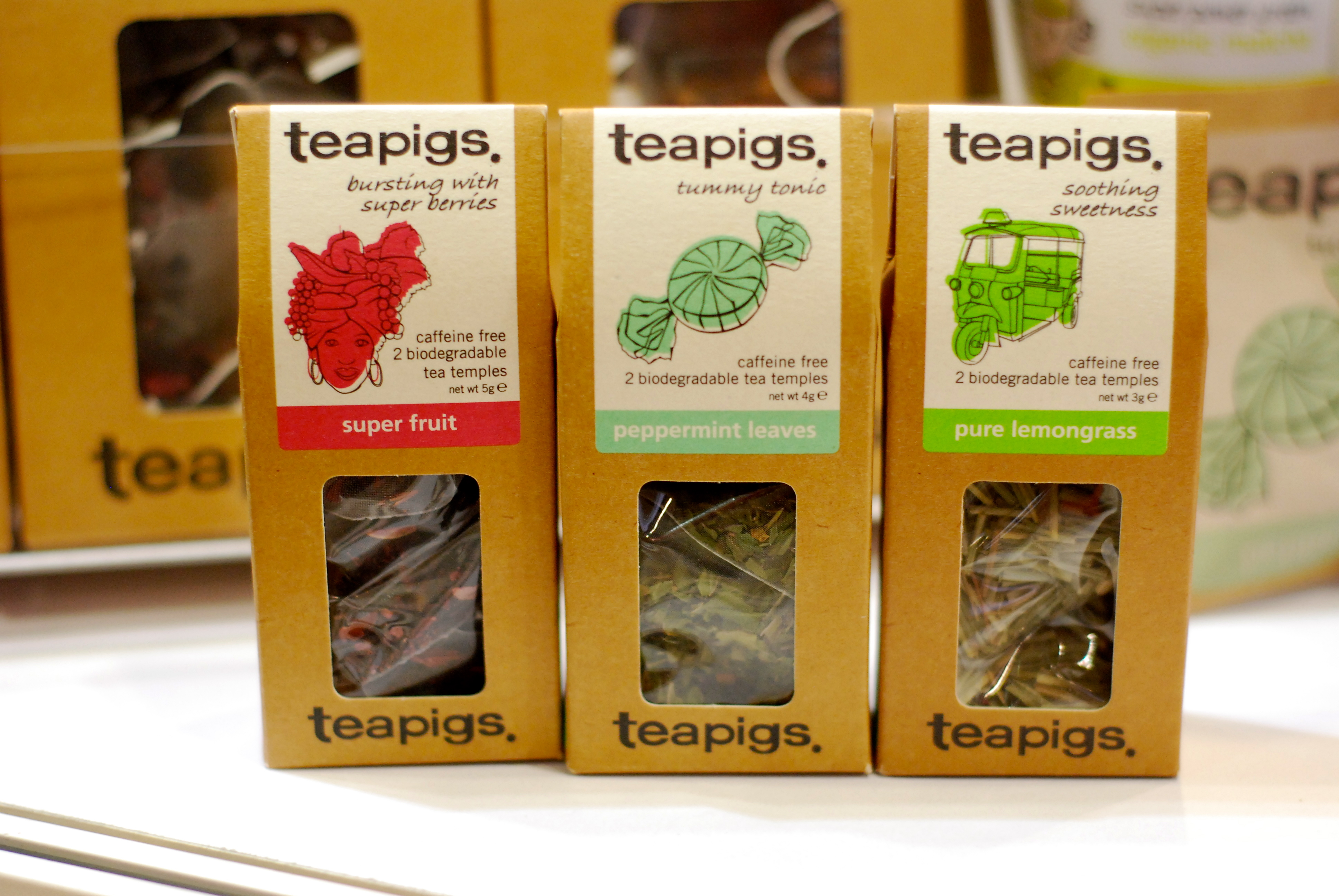 Interview with Teapigs: Fancy a cuppa? | where the sweet things are