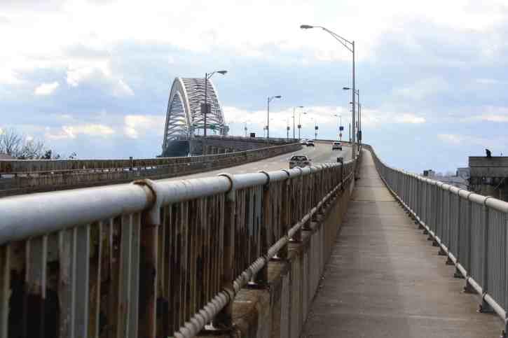 Staten Island Bayonne Bridge Bike Ride
