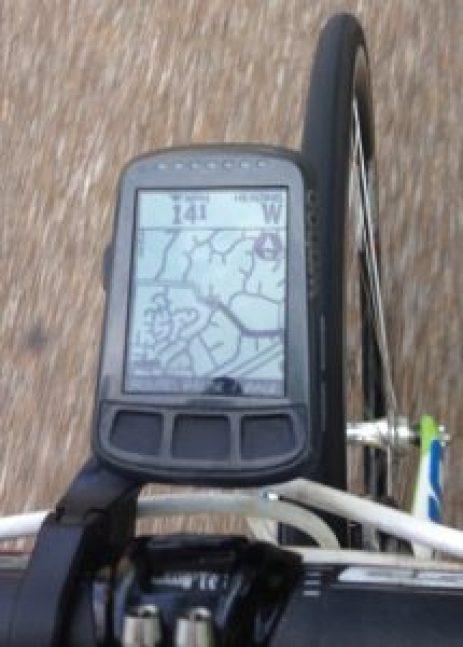 Wahoo Elemnt Bolt Map Ride