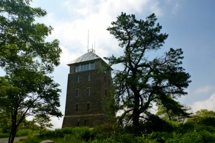 Bear Mountain Tower