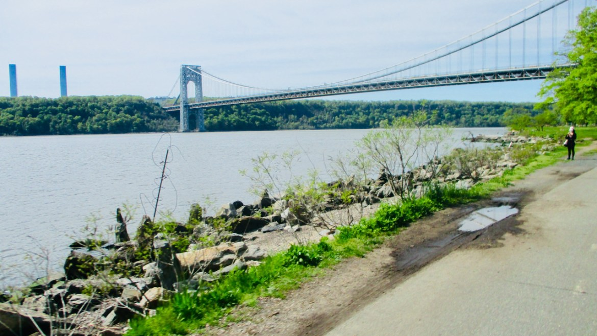 GWB is the gateway to great riding